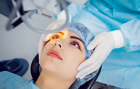 Refractive Cataract Surgery